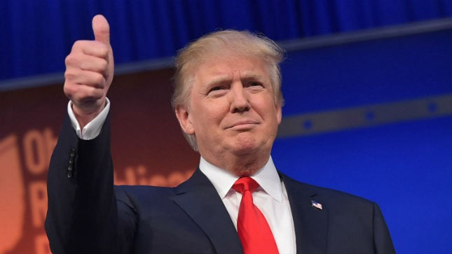 President Elect Donald J Trump